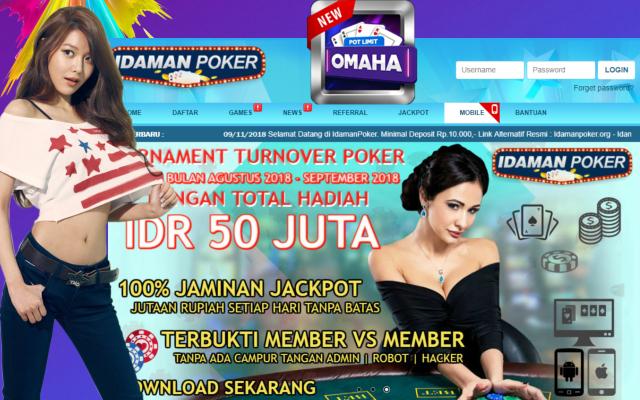 Poker Omaha Idamanpoker