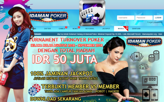 Poker Online Idamanpoker
