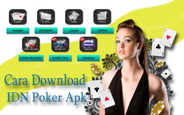 download idn poker apk