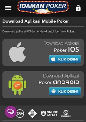 idn poker apk iphone