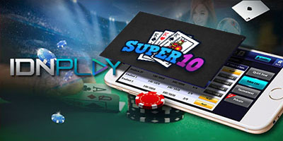 Beberapa Istilah Dalam Permainan IDN PokerSuper 10